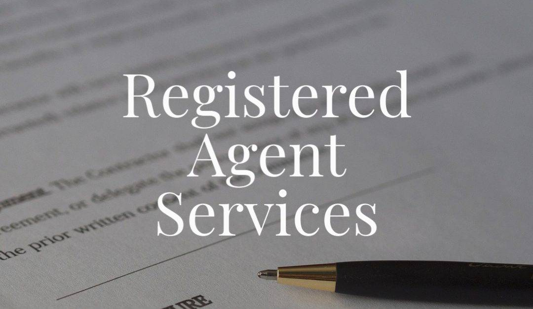 Registered Agent Services with Hill Law, PLLC